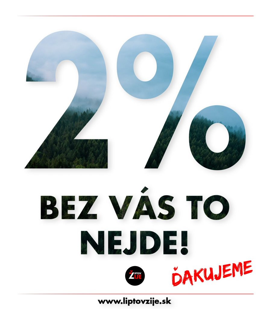 2% OZ LiptovZije LiptovŽije